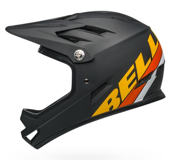 Bell Sanction Bike Helmet Presences Matte Crimson//Slate//Grey