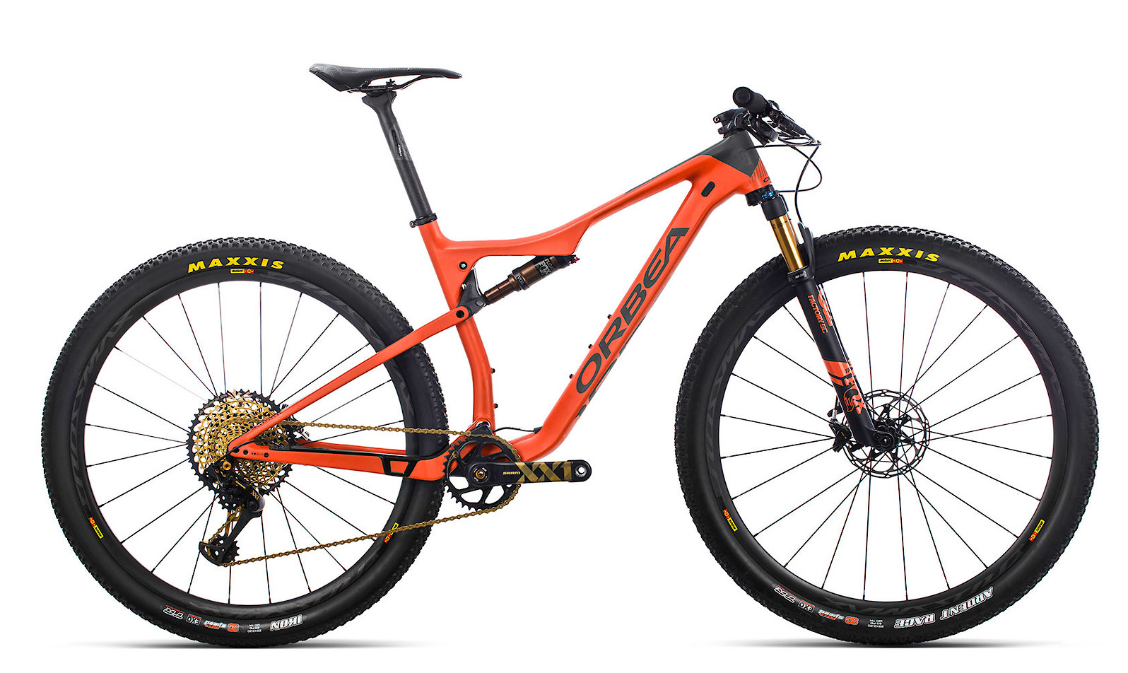 2019 Orbea Oiz M-LTD Bike
