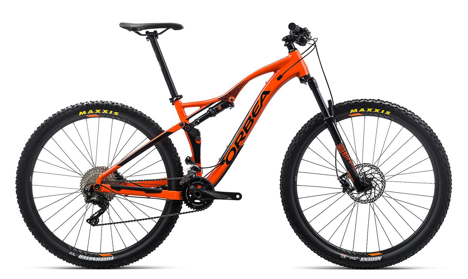 2019 Orbea Occam TR H50 Bike