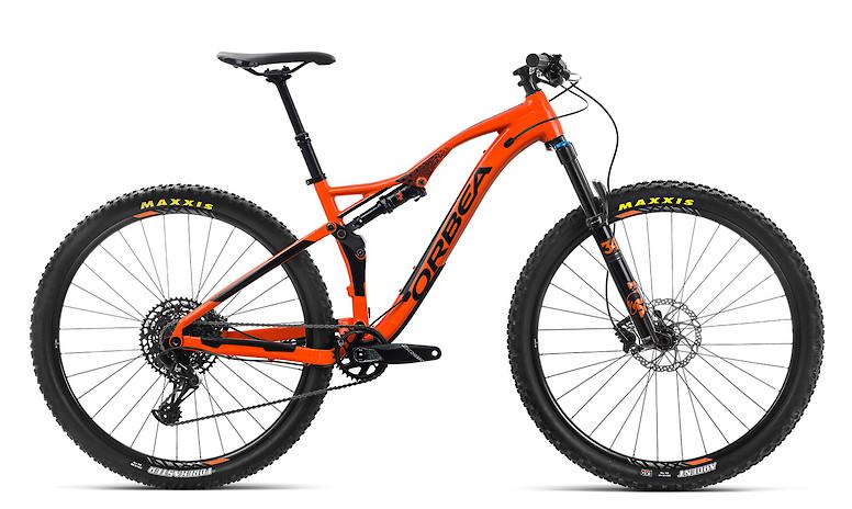 2019 Orbea Occam TR H30 Bike