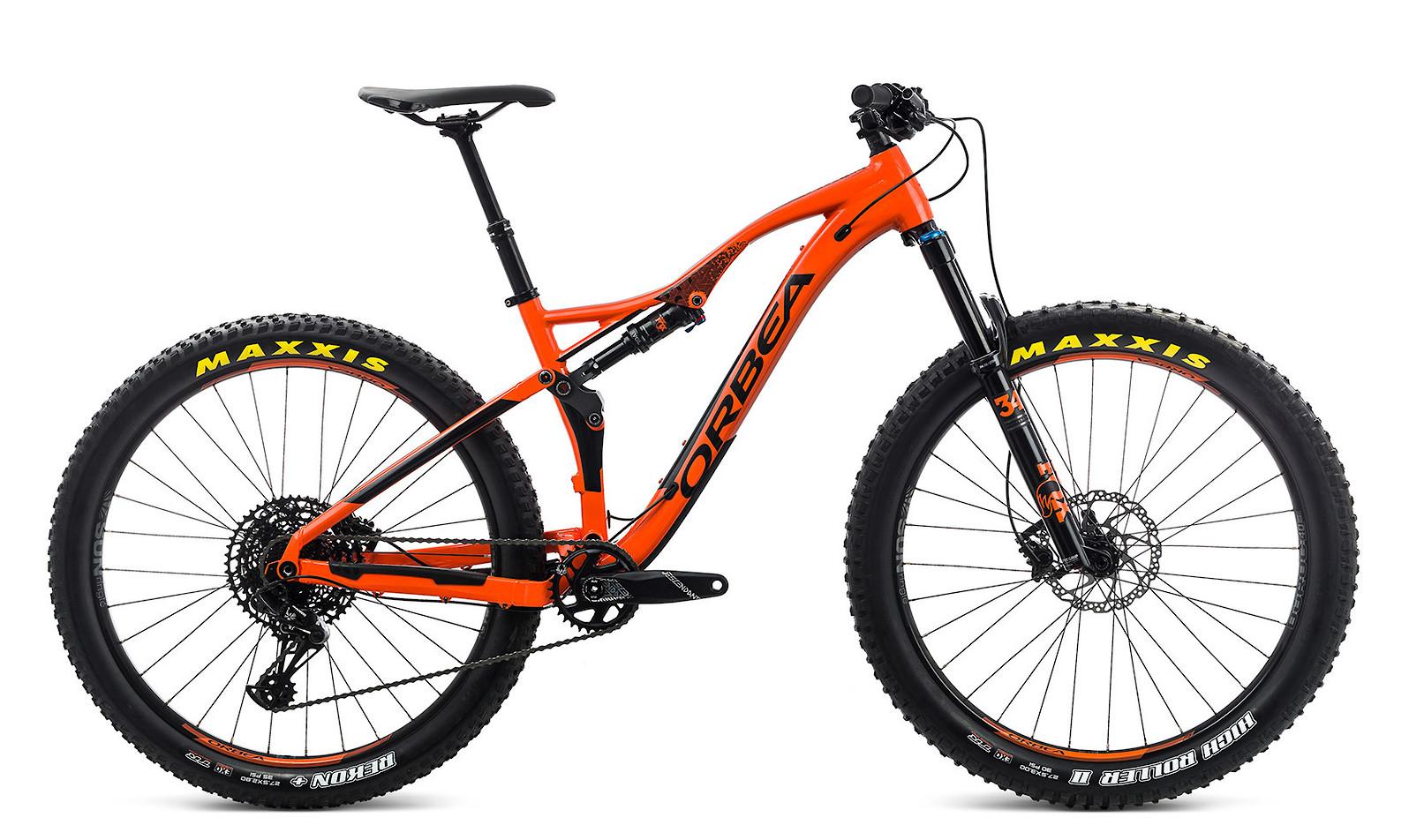 2019 Orbea Occam TR H20 Plus Bike