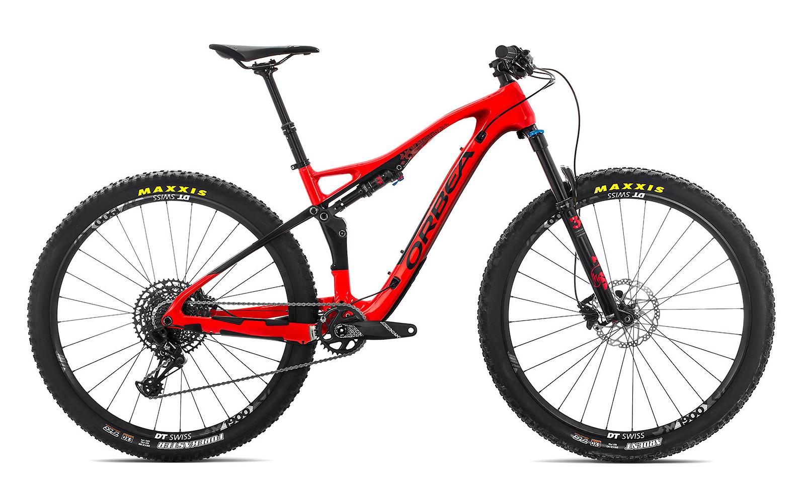 2019 Orbea Occam TR M30 Bike