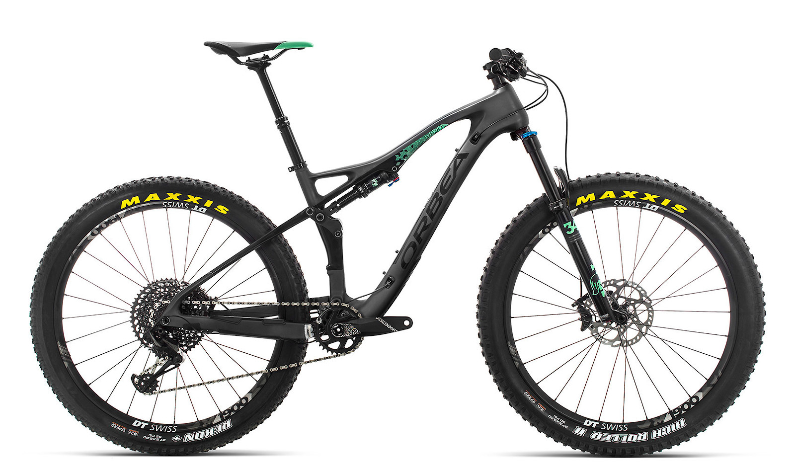 2019 Orbea Occam TR M20 Plus Bike
