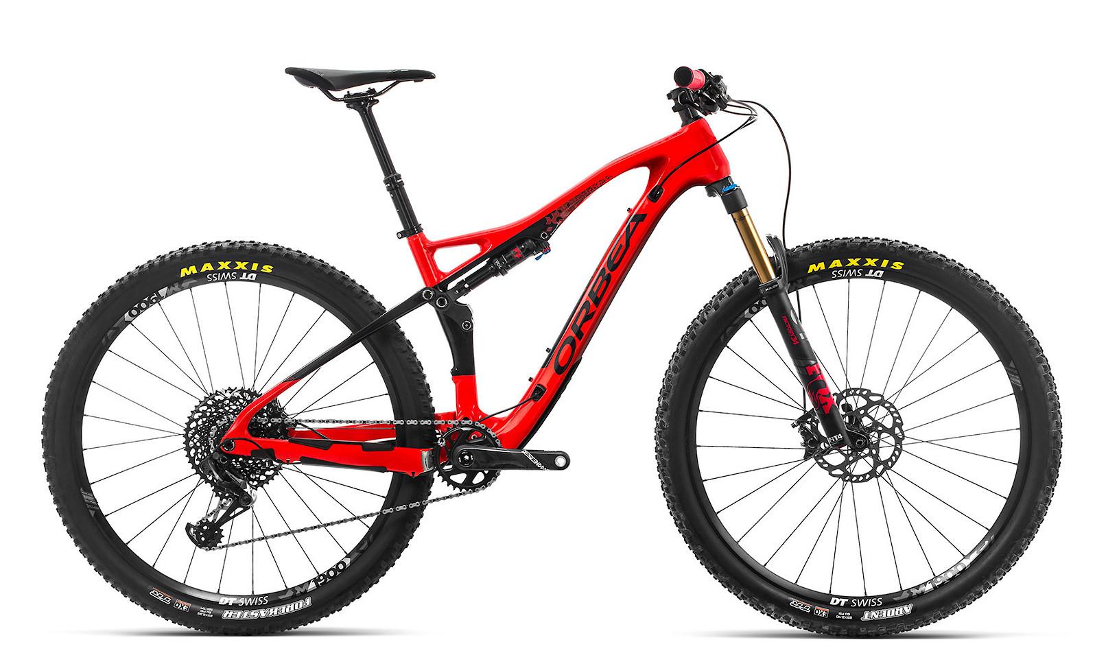 2019 Orbea Occam TR M10 Bike
