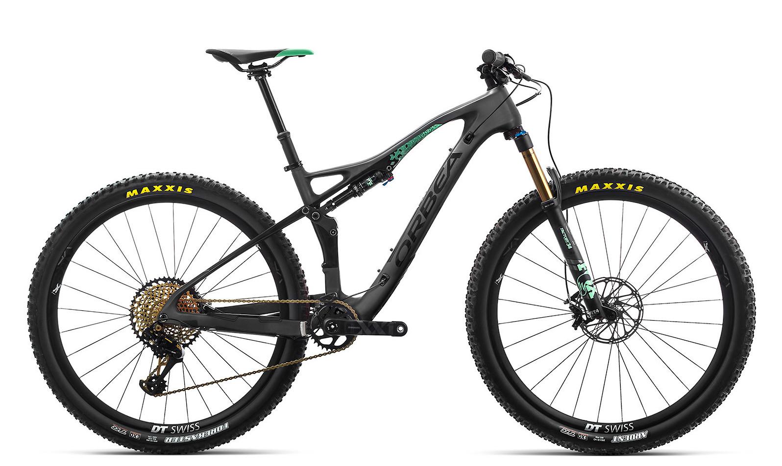 2019 Orbea Occam TR M-LTD Bike