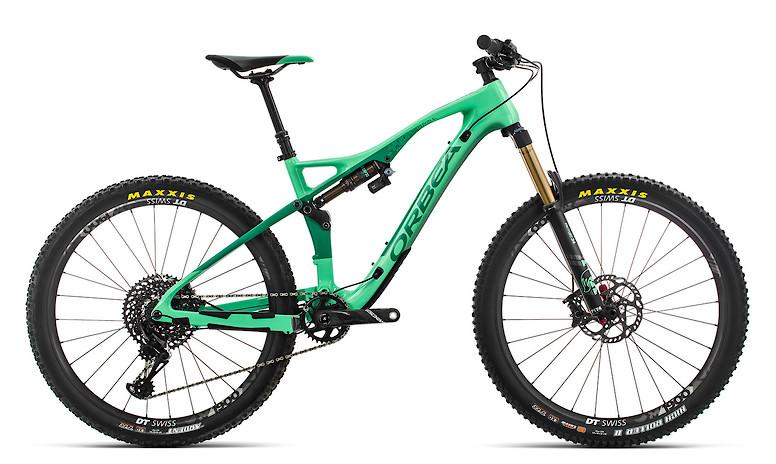 2019 Orbea Occam AM M10 Bike