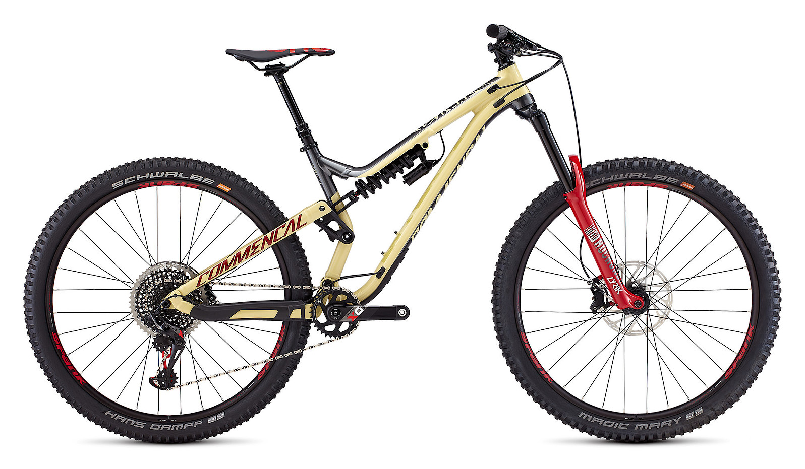 2019 Commencal Meta AM 29 WC