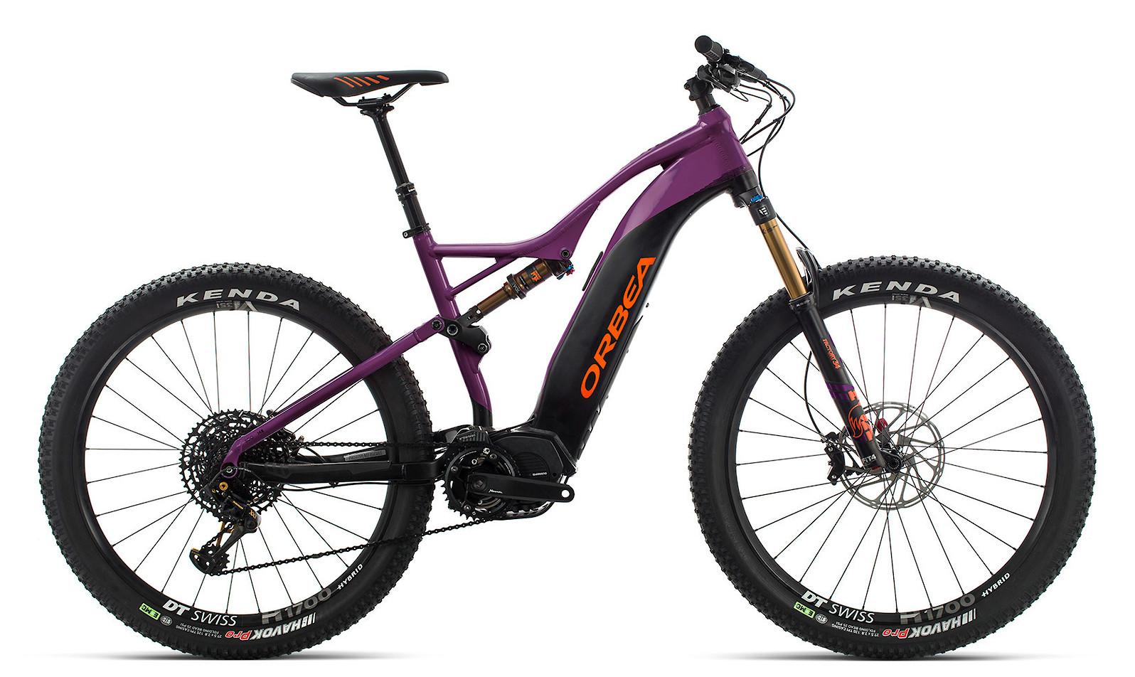 2019 Orbea Wild FS 10 27S E-Bike