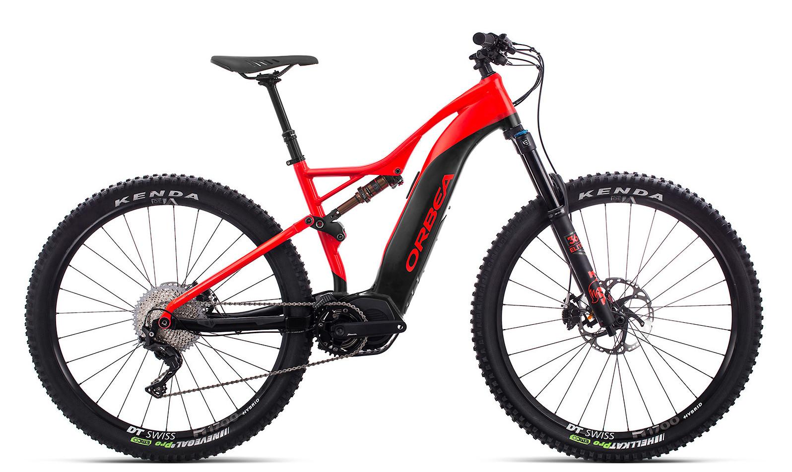 2019 Orbea Wild FS 150 20 29S E-Bike