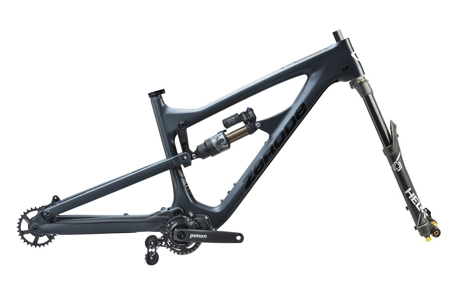 2019 Zerode Taniwha Trail Pioneer Frame