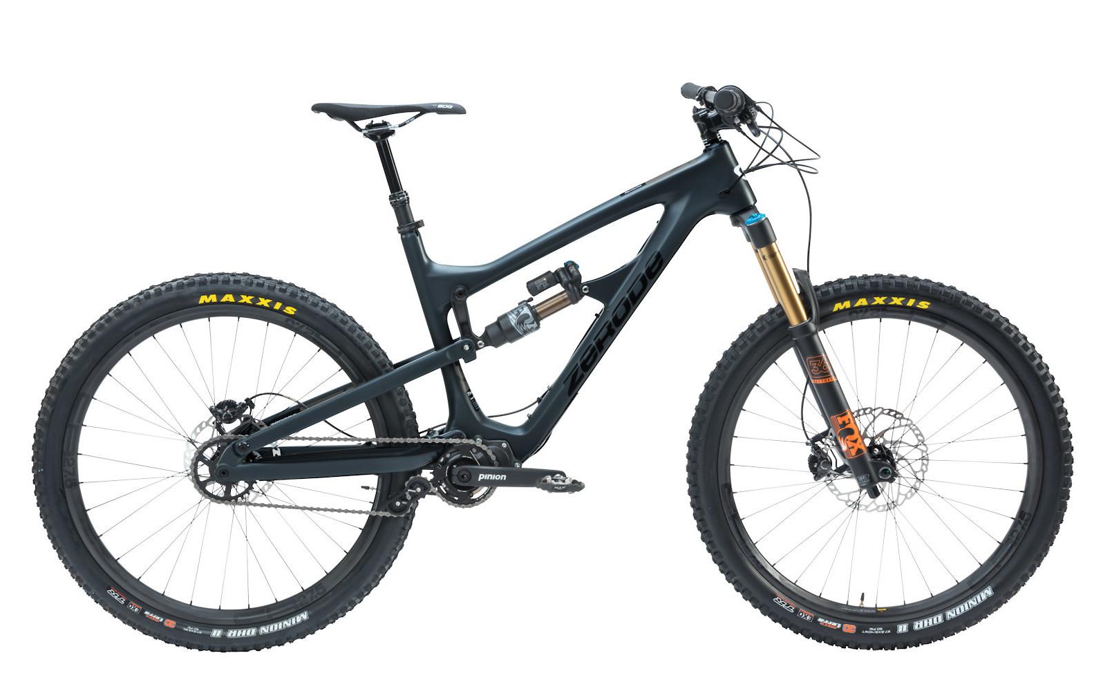 2019 Zerode Taniwha Trail Signature Build Bike