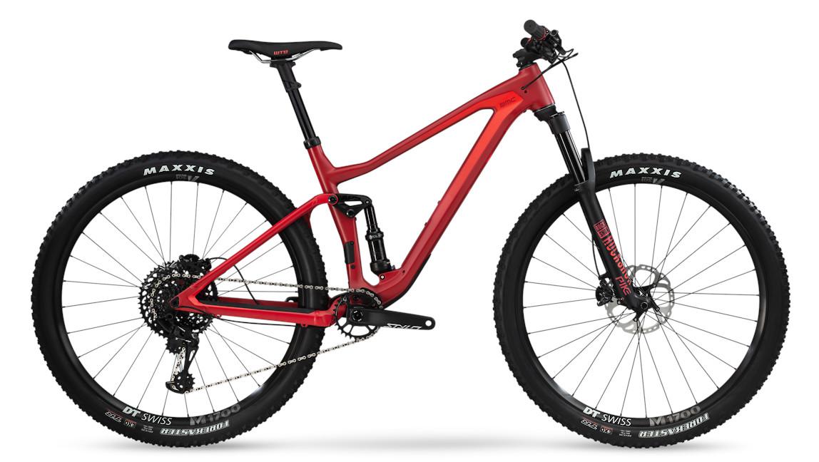 2019 BMC Speedfox 02 One