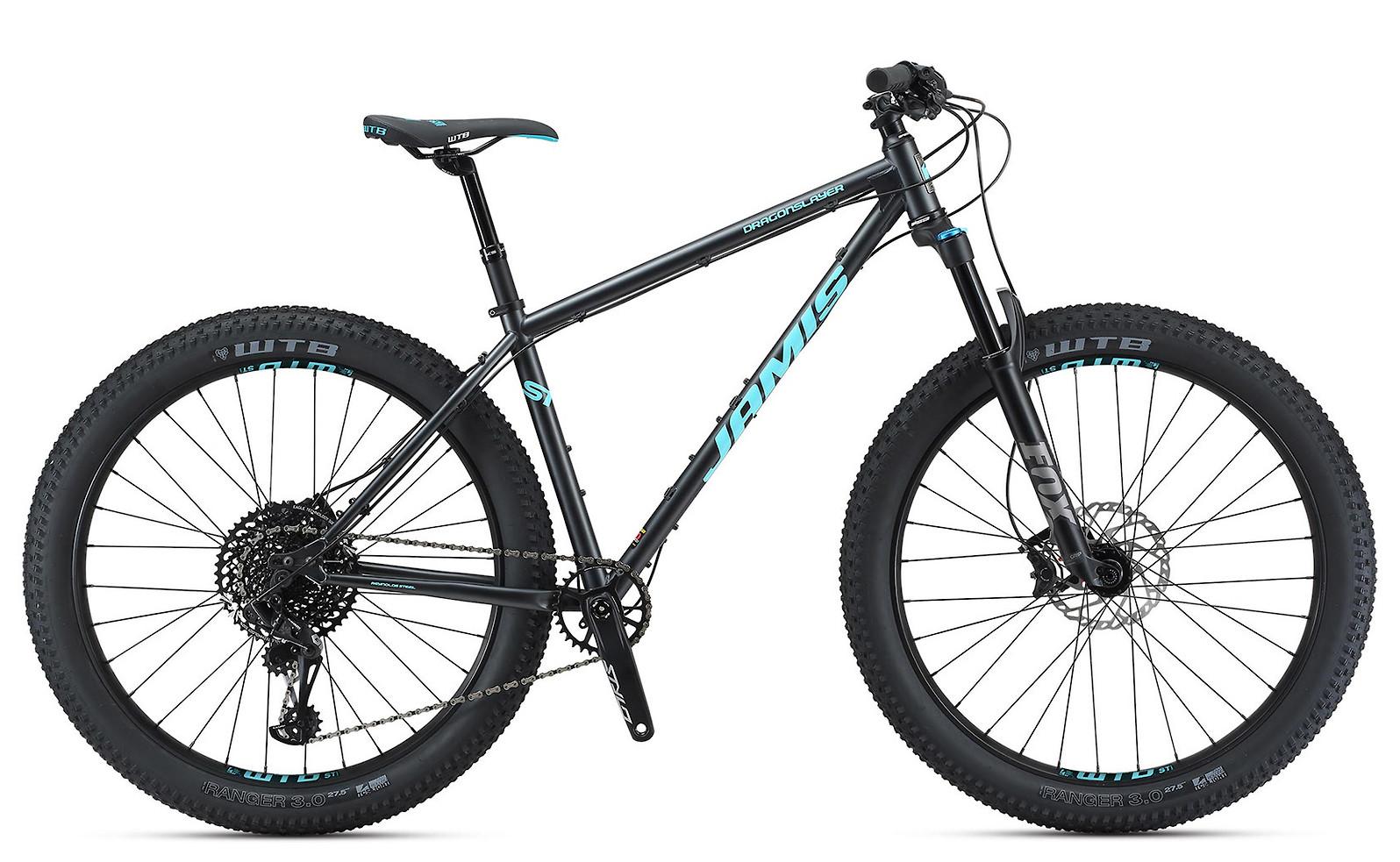 2019 Jamis Dragonslayer S1 27.5+ Bike