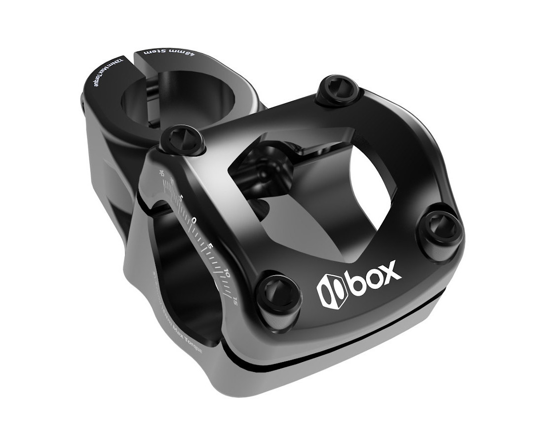 Box One Top Load Stem (black)