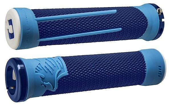 ODI AG2 Grips Blue Blue