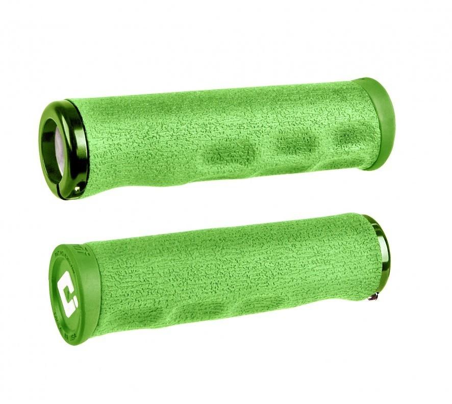 ODI F-1 Series Dread Lock-on Green