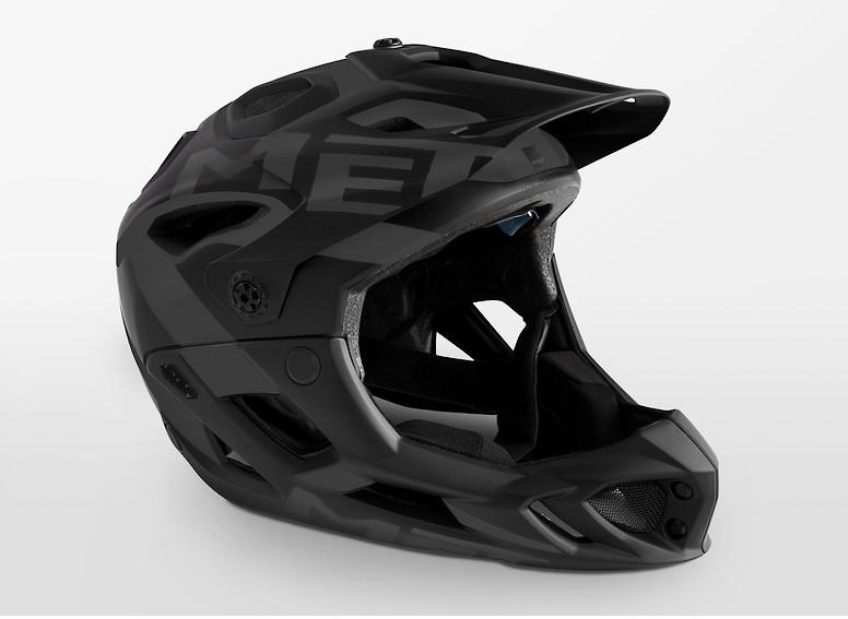 MET Parachute Helmet (2019 Black/Matte)