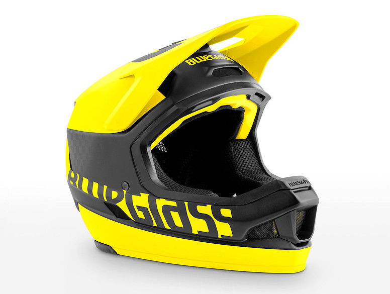 Bluegrass Legit Carbon Helmet