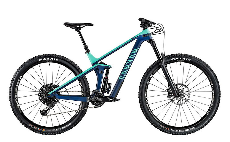 2019 Canyon Strive CF 6.0 Bike