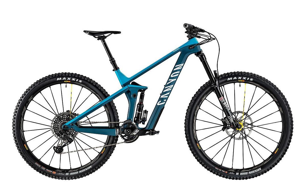 2019 Canyon Strive CFR 9.0 Team Bike