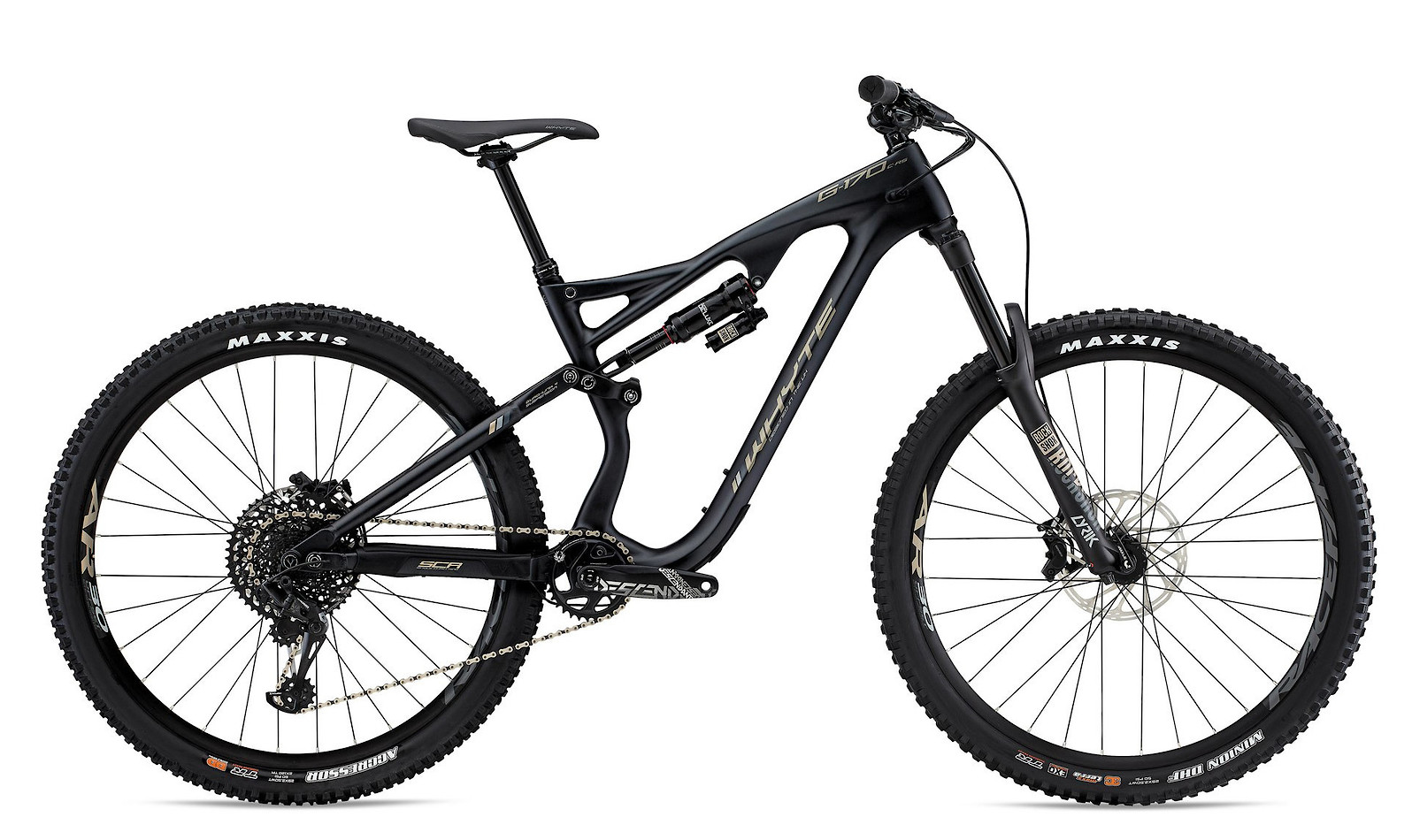 2019 Whyte G-170C RS 29 Bike