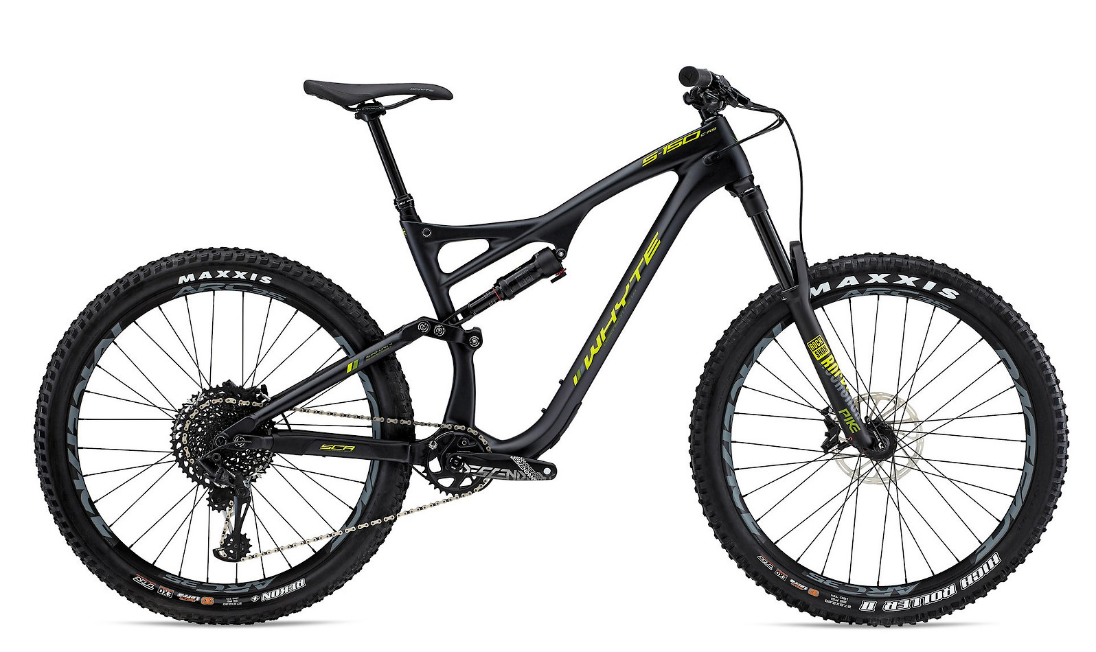 2019 Whyte S-150C RS Bike