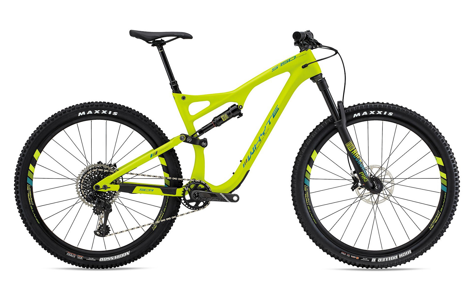 2019 Whyte S-150C Works Bike