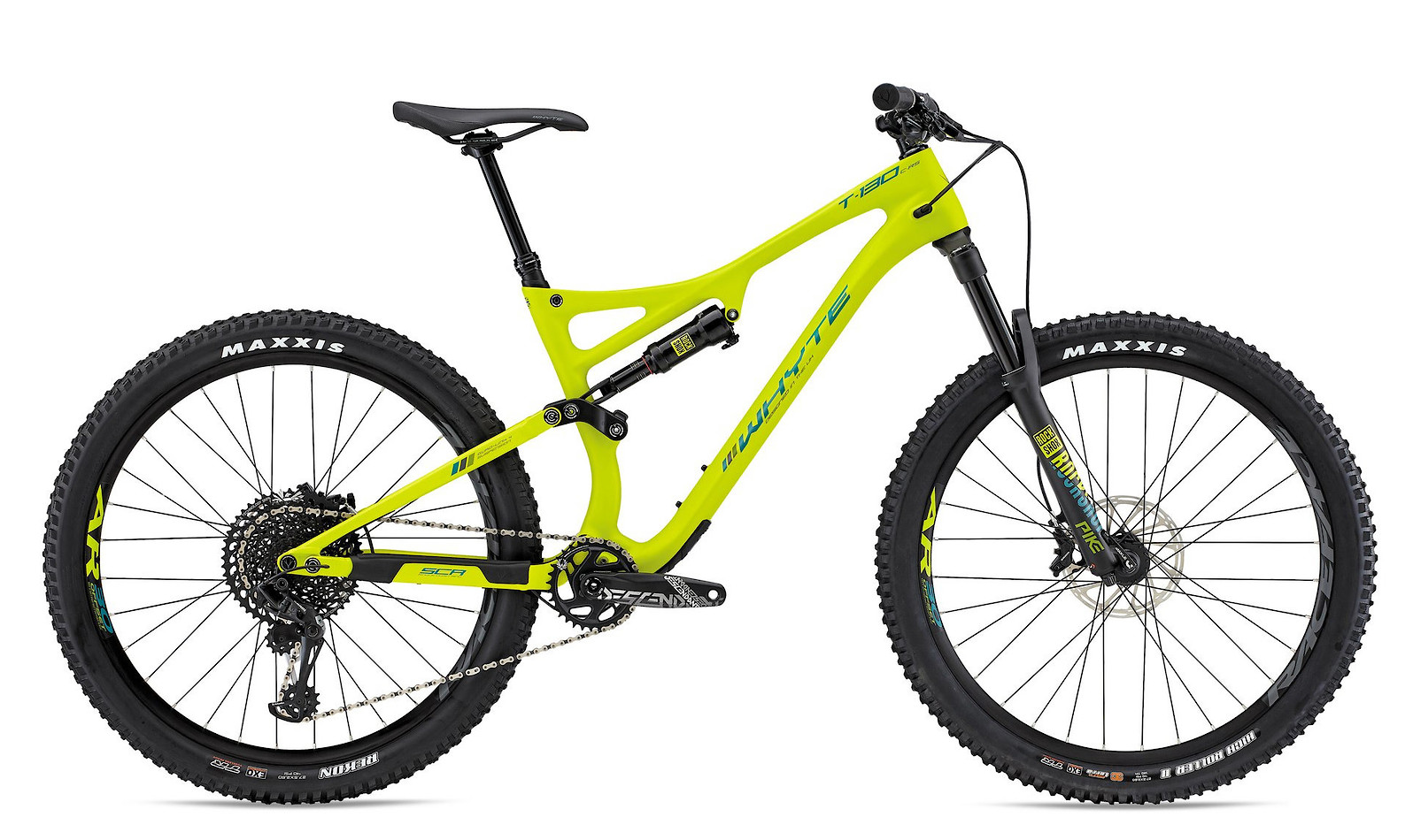 2019 Whyte T-130C RS Bike