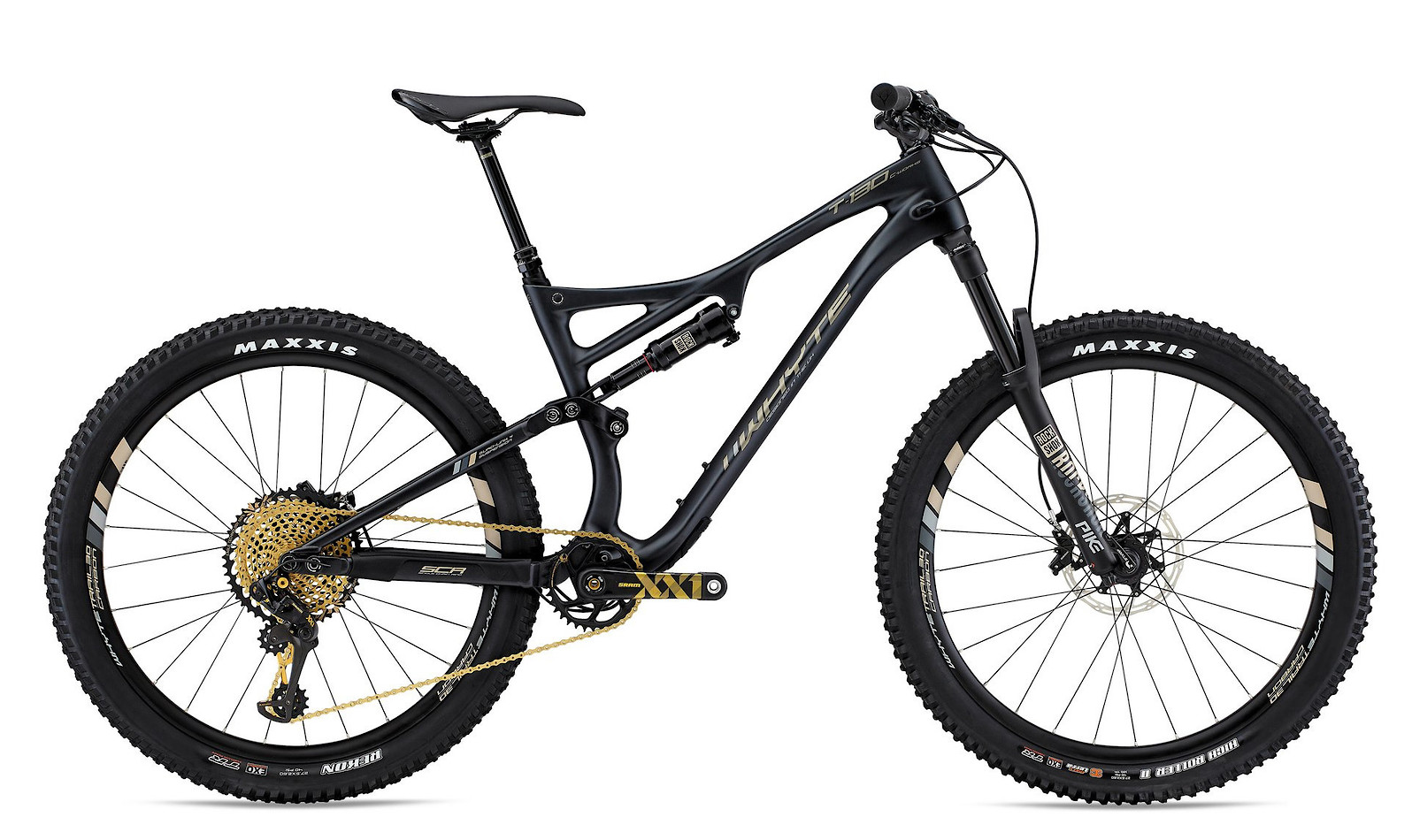 2019 Whyte T-130C Works Bike
