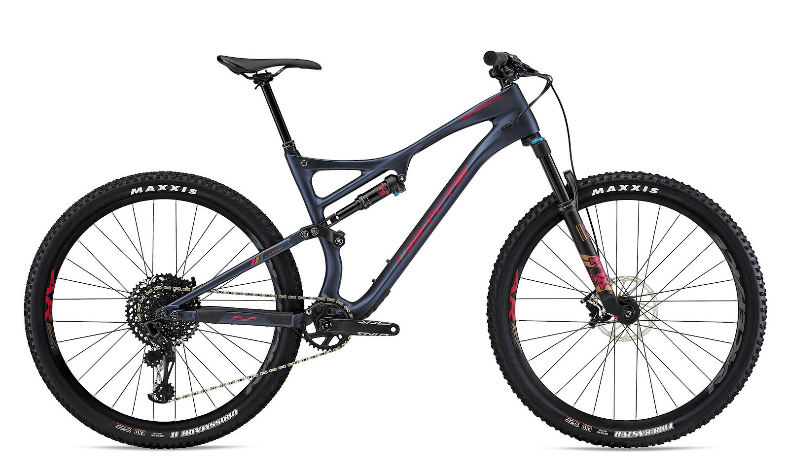 2019 Whyte S-120C RS Bike