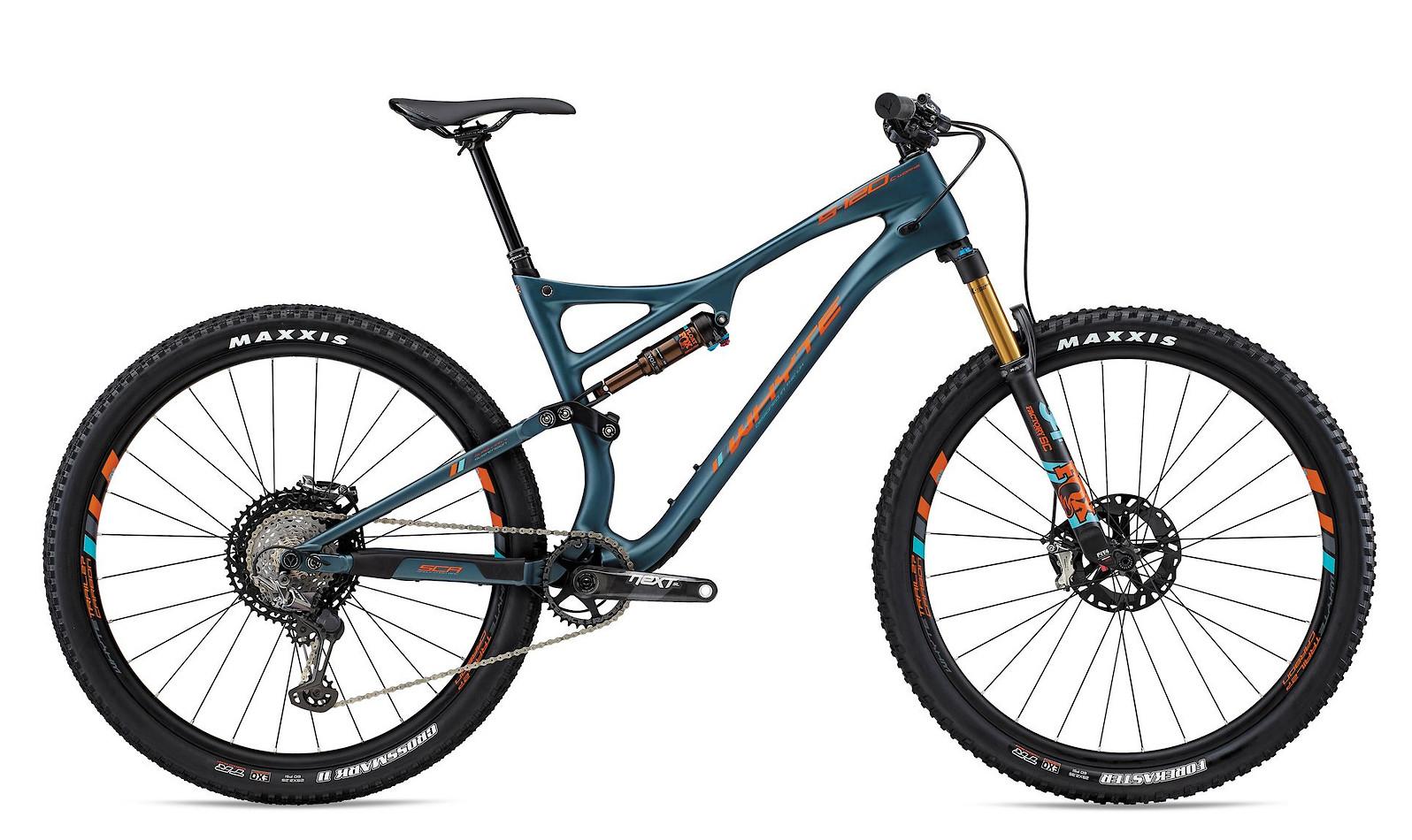 2019 Whyte S-120C Works Bike