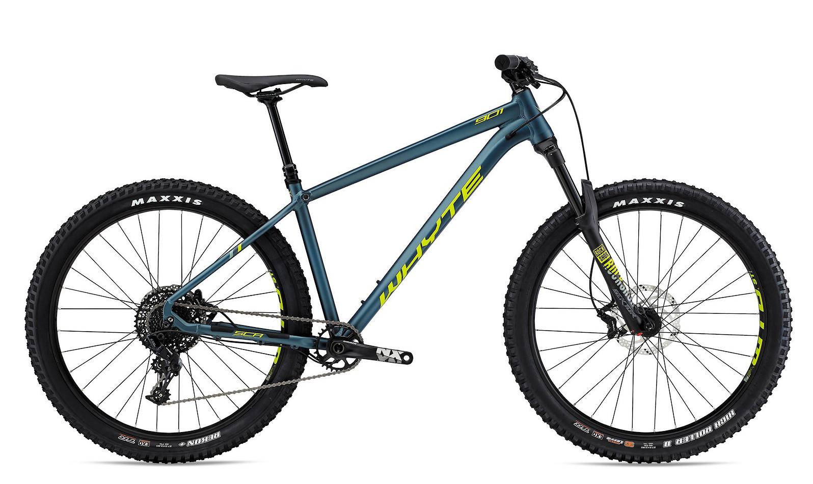 2019 Whyte 901 Bike