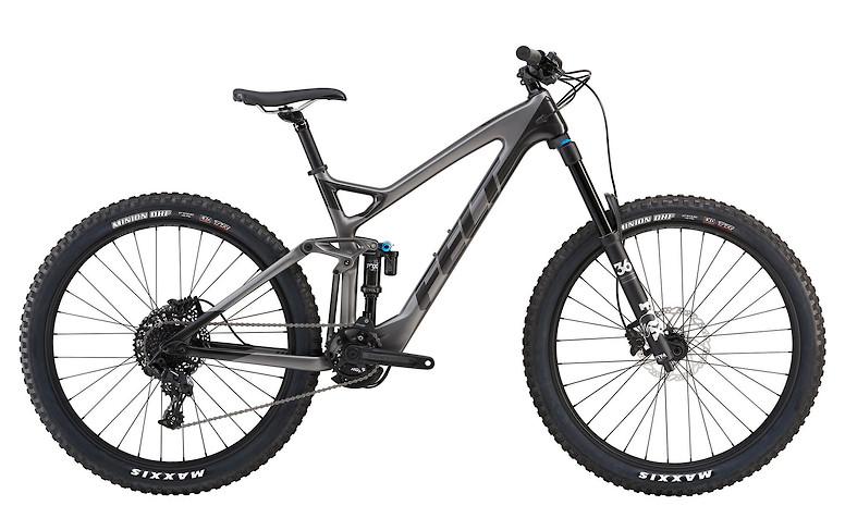 2019 Felt Compulsion 3 Bike