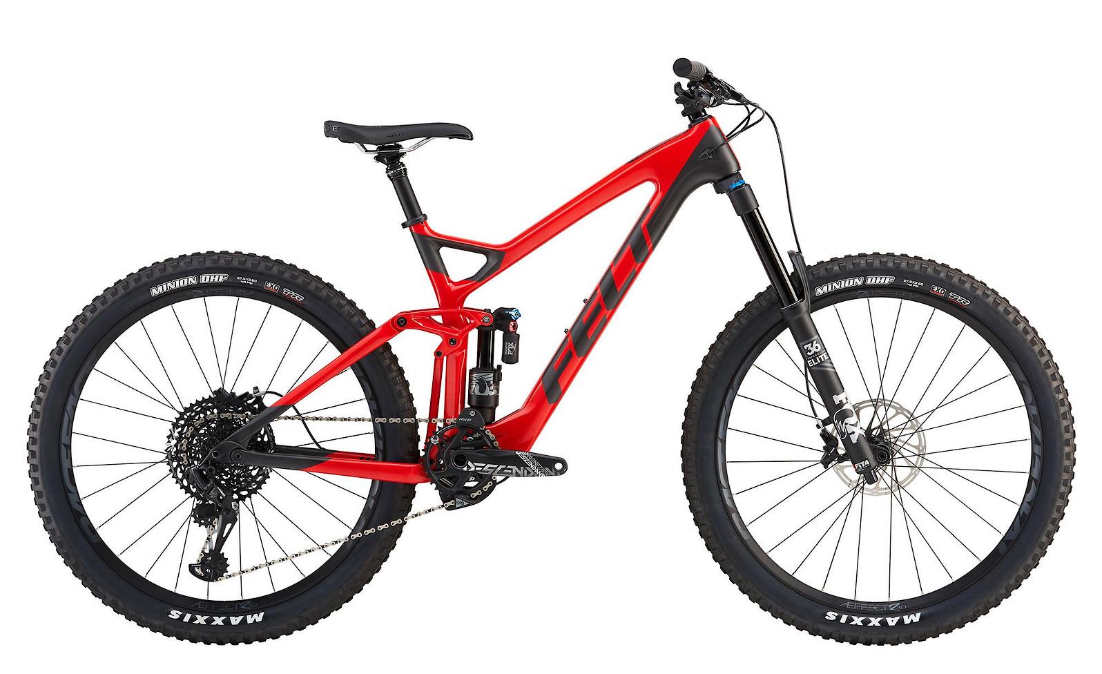 2019 Felt Compulsion 1 Bike