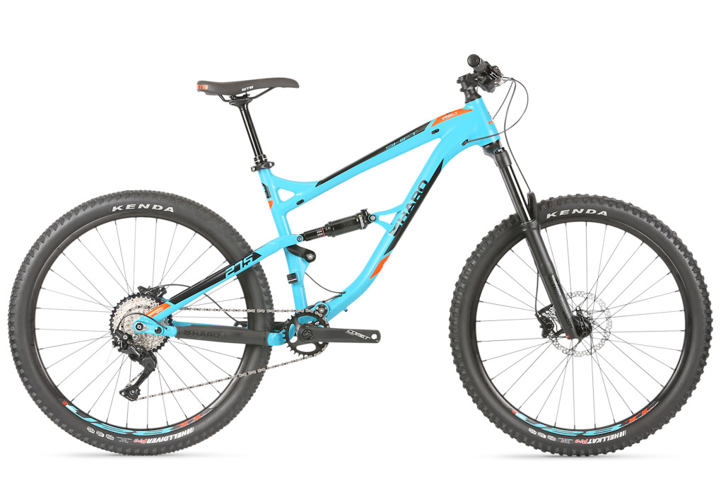 2019 Haro Shift R5 LT