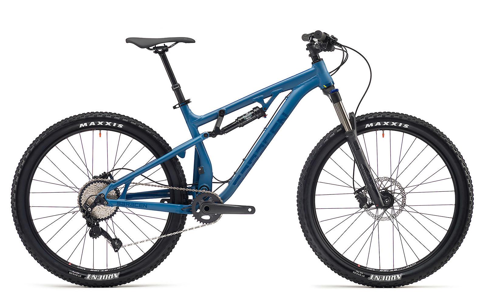 2019 Saracen Kili Flyer Bike