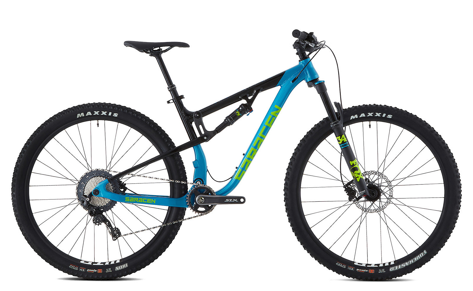 2019 Saracen Traverse Elite Bike