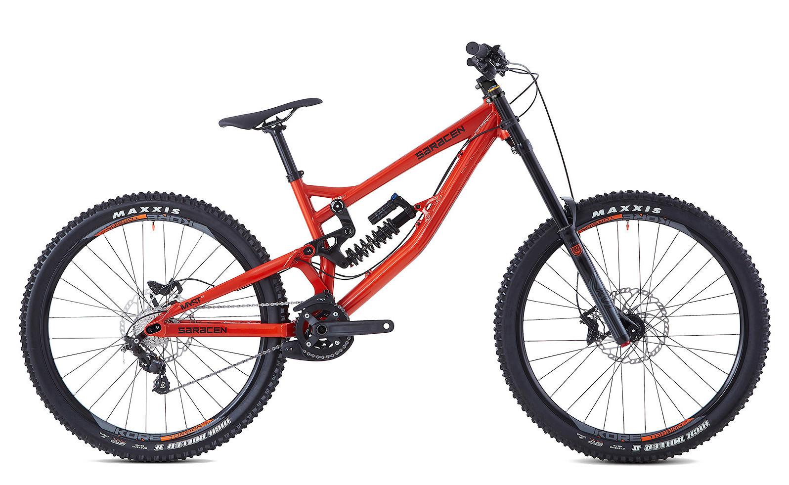 2019 Saracen Myst AL Bike