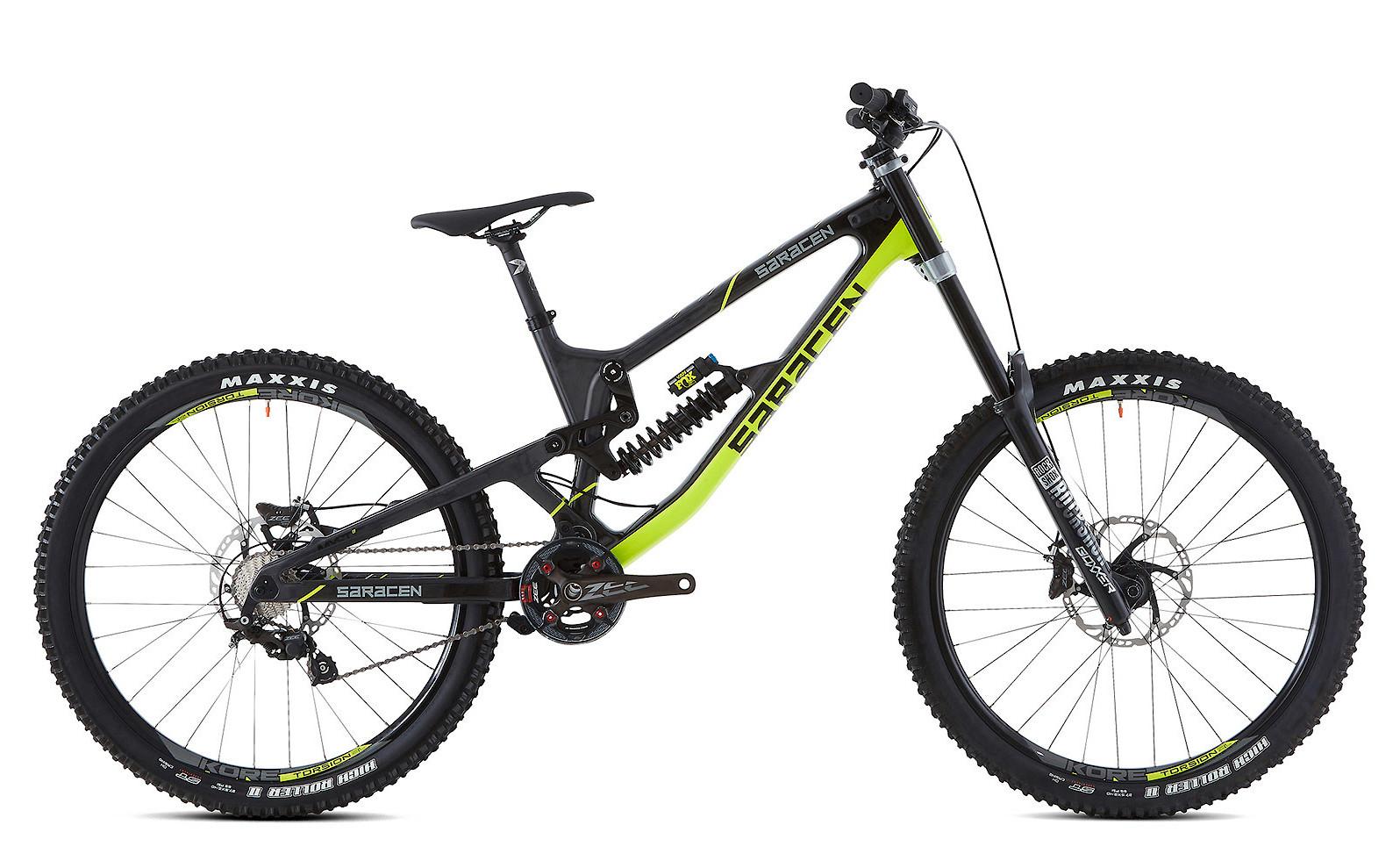 2019 Saracen Myst Pro Bike