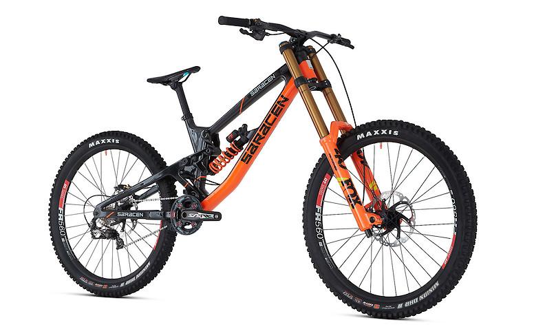 2019 Saracen Myst Team 27.5 Bike