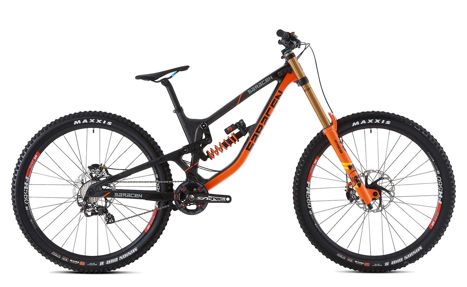 2019 Saracen Myst Team 29 Bike