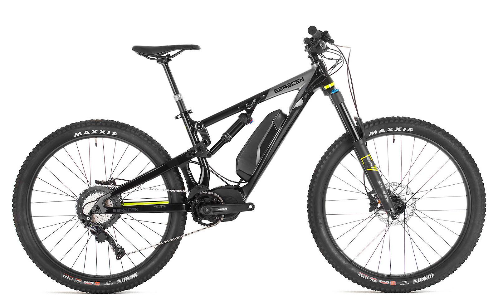 2019 Saracen Ariel E E-Bike