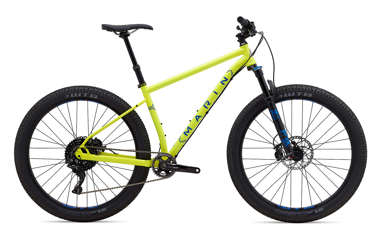 2019 Marin Pine Mountain 2 Bike