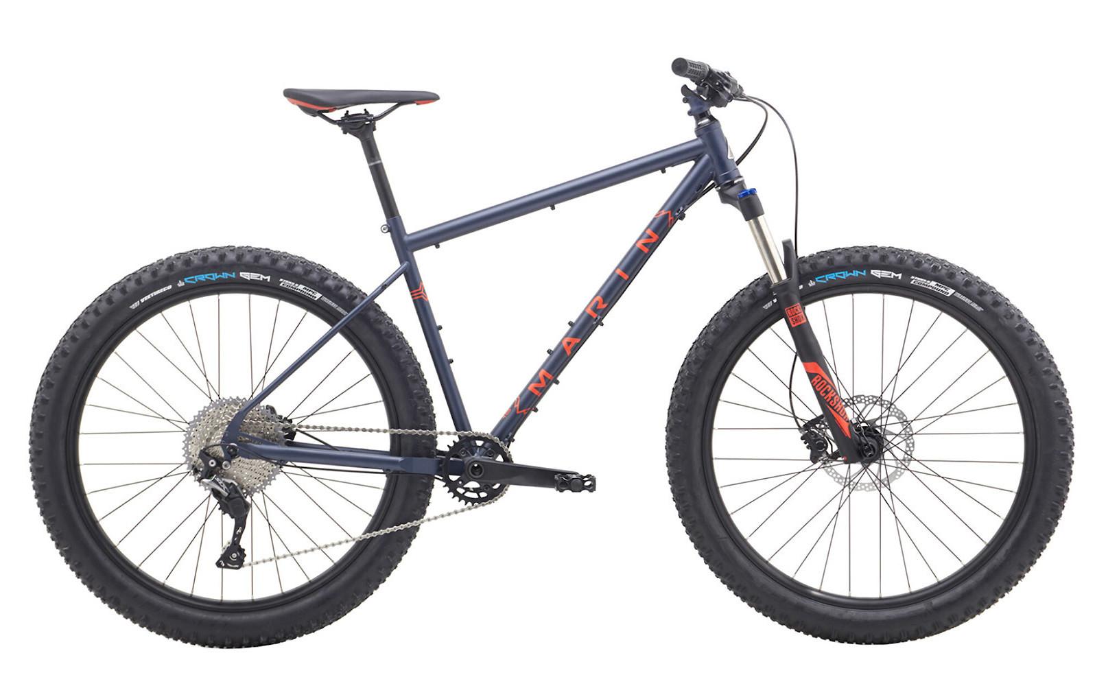 2019 Marin Pine Mountain 1 Bike