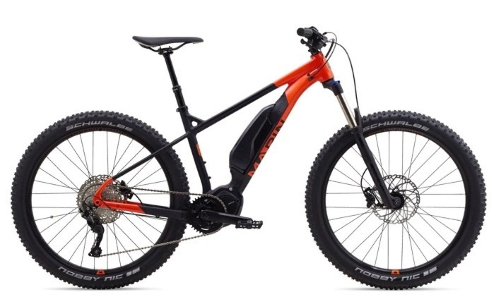 2019 Marin Nail Trail E1 E-Bike