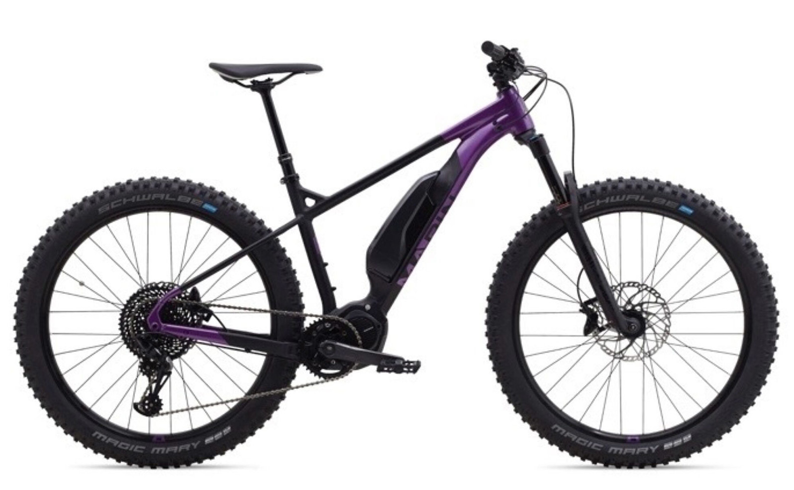 2019 Marin Nail Trail E2 E-Bike
