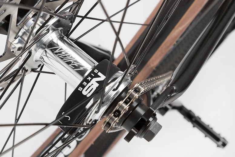 2019 NS Metropolis 2 Bike