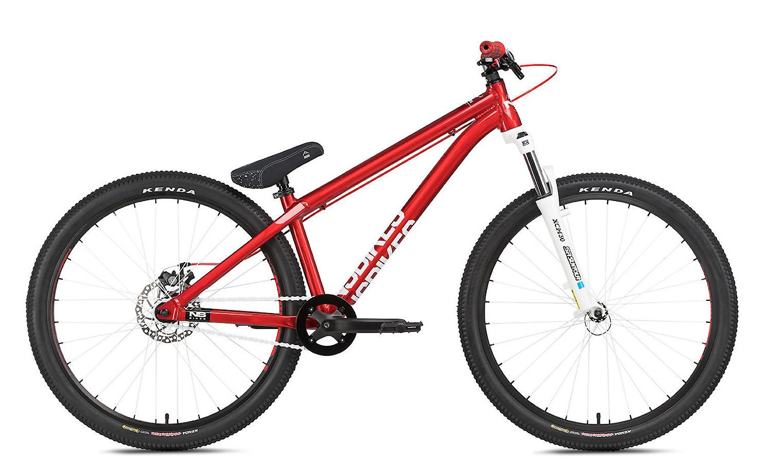 2019 NS Zircus Red Bike
