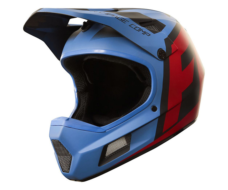 2017 Rampage Comp - Creo Blue/Red