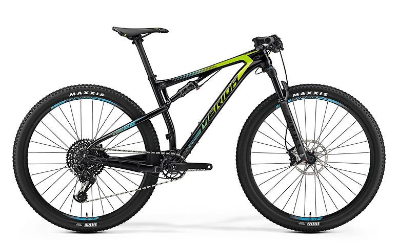 2019 Merida Ninety-Six 6000 Bike